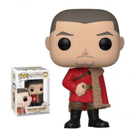Funko Pop Viktor Krum Yule Ball-Harry Potter-89