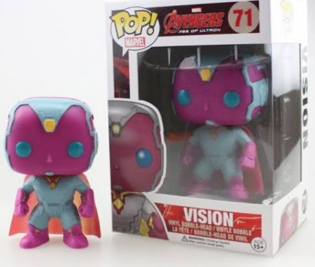 Funko Pop Vision-Avengers Age Of Ultron-71