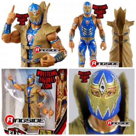 Action Figures Wwe Gran Metalik Lucha House Party Mattel Elite Frete Gratis-WWE-