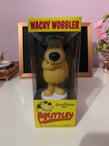 Funko Wacky Wobbler - Muttley-Hanna Barbera-1