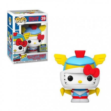 Funko Pop Hello Kitty Sdcc 2020-Hello Kitty-39