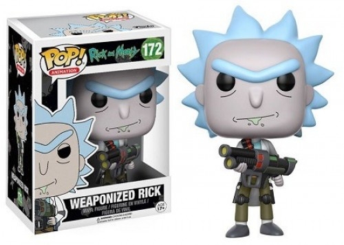Funko Weaponized Rick-Rick and Morty-172
