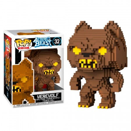 Funko Pop Werewolf - Altered Beast - #32