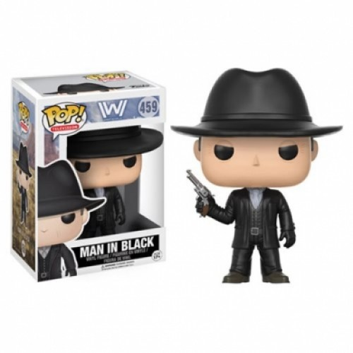 Westworld The Man In Black Funko Pop! - WestWorld - #459
