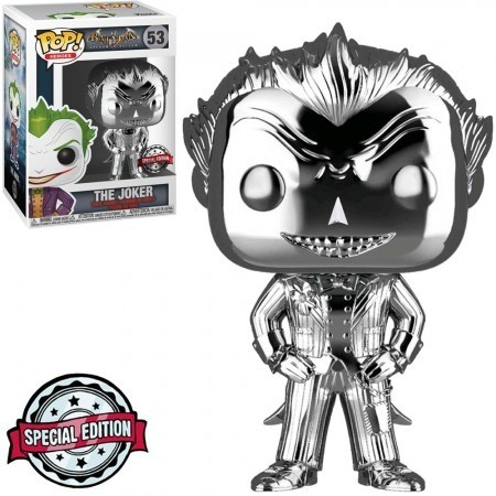 Funko Pop Batman Arkham Asylum - The Joker - Special Edition-Batman Arkham Asylum-53