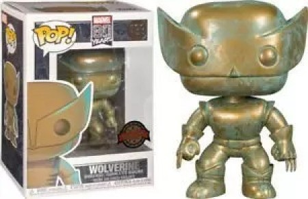 Funko Pop Marvel 80 Years - Wolverine - Special Edition-Marvel 80 Years-496