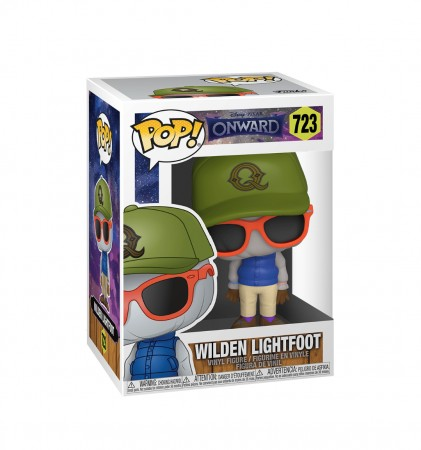 Funko Pop Wilden Lightfoot-Onward-723