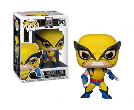 Funko Pop Wolverine-Marvel 80 Years-547