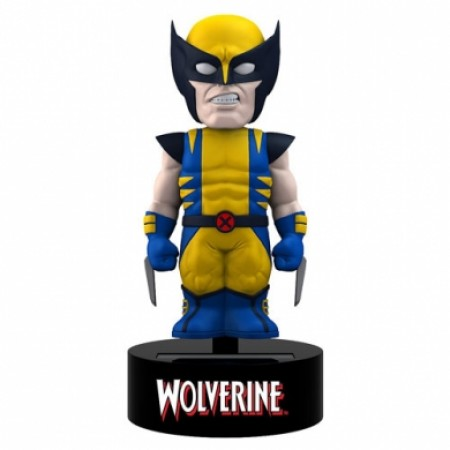 Action Figures Wolverine X-men Bobble Head Solar-Wolverine-