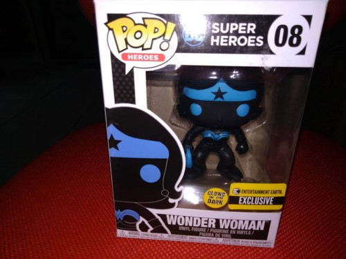 Funko Wonder Woman Gitd Ee-Wonder Woman-8