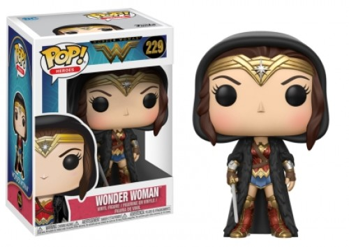 Wonder Woman Movie Cloak Funko Pop! - Wonder Woman Movie - #229