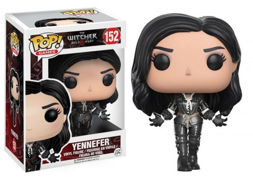 Funko Pop Yennefer-The Witcher-152