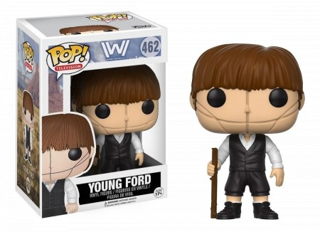 Funko Pop Young Ford-WestWorld-462