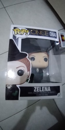 Funko Pop Zellena-Once Upon A Time-384
