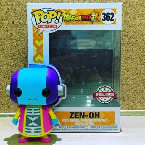 Funko Zen-oh-dragon ball super-362