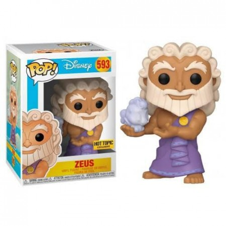 Zeus - Disney Hércules - Funko Pop! #593 Exclusivo Hot Topic-Disney-593