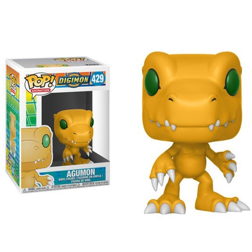 Funko Pop Agumon-Digimon-429