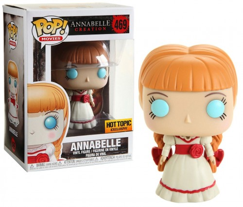 Funko Pop Annabelle Hot Topic-Annabelle-469