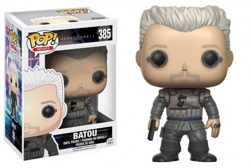 Funko Pop! Batou - A Vigilante do Amanhã - #385