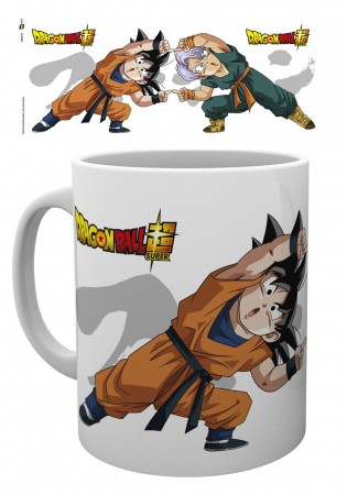 Caneca Dragon Ball-Dragon Ball-