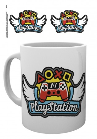 Caneca Playstation-PlayStation-