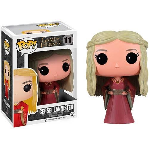 Funko Pop Cersei Lannister - Game of Thrones - #11