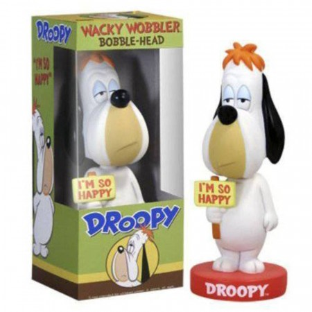 Action Figures Funko Wacky Wobbler Droopy-Hanna Barbera-