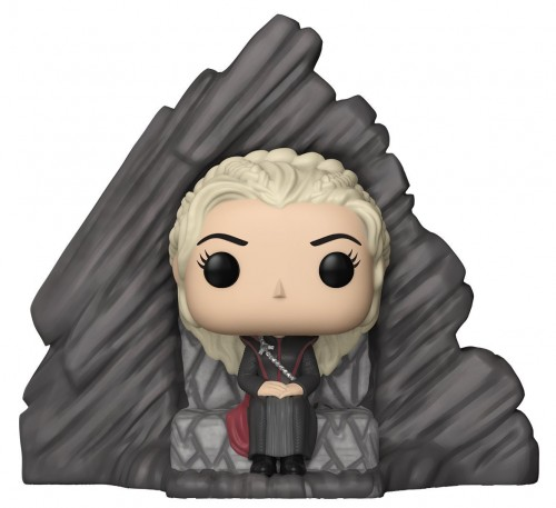 Funko Pop! Daenerys On Throne (trono)-Game of Thrones-63
