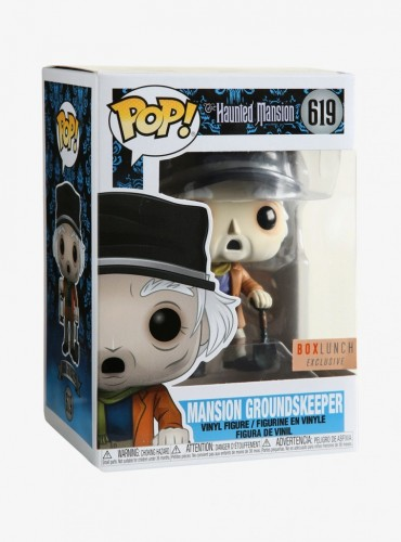 Funko Mansion Boxlunch-HAUNTED MANSION-619