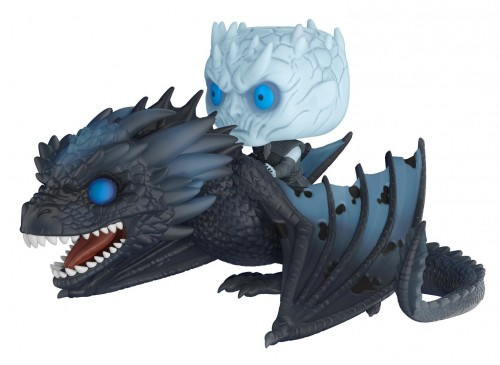 Funko Pop! Night King On Dragon-Game of Thrones-58