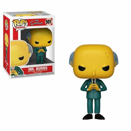 Funko Pop The Simpsons - Mr. Burns-The Simpsons-501