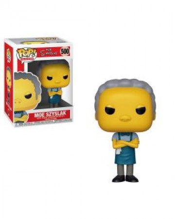 Funko Pop The Simpsons - Moe-The Simpsons-500