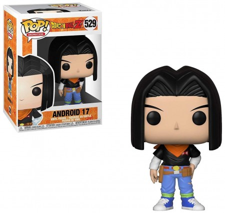 Funko Pop Dragon Ball Z - Android 17-dragon ball Z-529