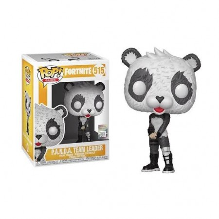 Funko Pop Panda Team Leader-Fortnite-515