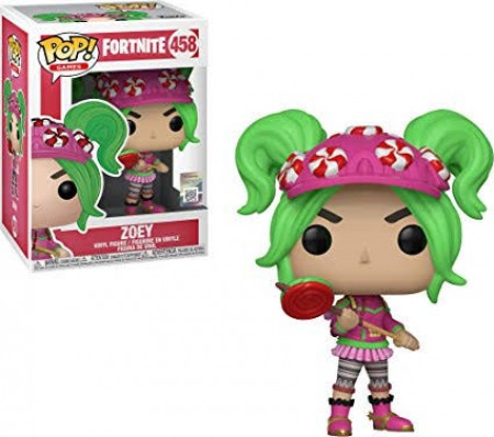 Funko Pop Zoey-Fortnite-458
