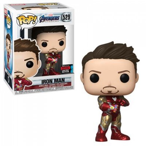 Funko Pop Iron Man-Vingadores - Ultimato-529