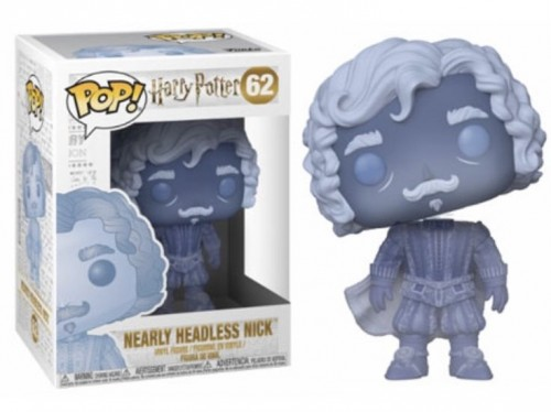 Funko Pop! Harry Potter - Nearly Headless Nick - Harry Potter - #62