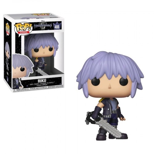 Funko Pop! Games: Kingdom Hearts 3 - Riku-Kingdom Hearts 3-488