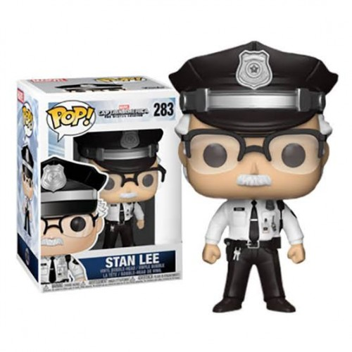 Funko Pop Stan Lee - marvel - #283