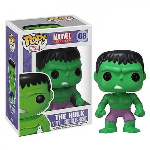 Funko The Hulk-Marvel Comics-8