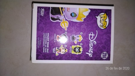Funko Pop Úrsula Diamond Hot Topic - Disney - #231